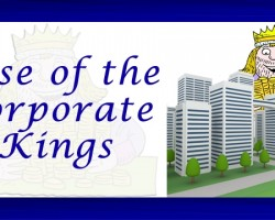 Rise of the Corporate Kings