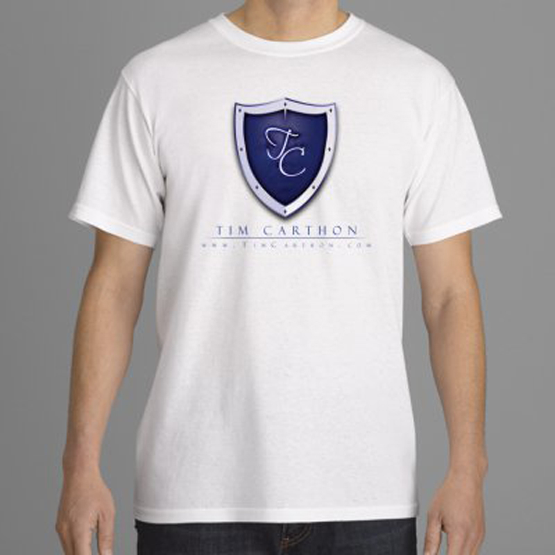 Tim Carthon Logo Front (Shirt A)