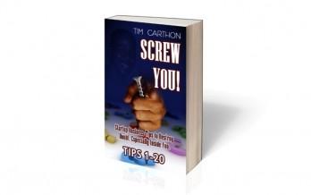 SCREW YOU! Volume 1 Book (Print - Paperback)