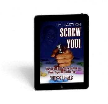 SCREW YOU! Volume 1 eBook