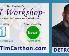 Fivver® Sponsors Small Business Workshop for Detroit's Inner-City Residents