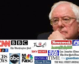 4 Ways and 2 Reasons Why the Establishment Media Purposely Smears Bernie Sanders