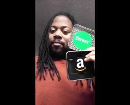 """Holiday Hundred"" 3rd SBI Workshop™ $100 Giveaway Contest Winner (VIDEO)"