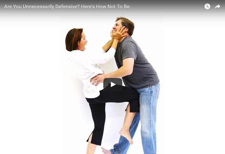 00056 - Are You Unnecessarily Defensive - Here's How Not To Be