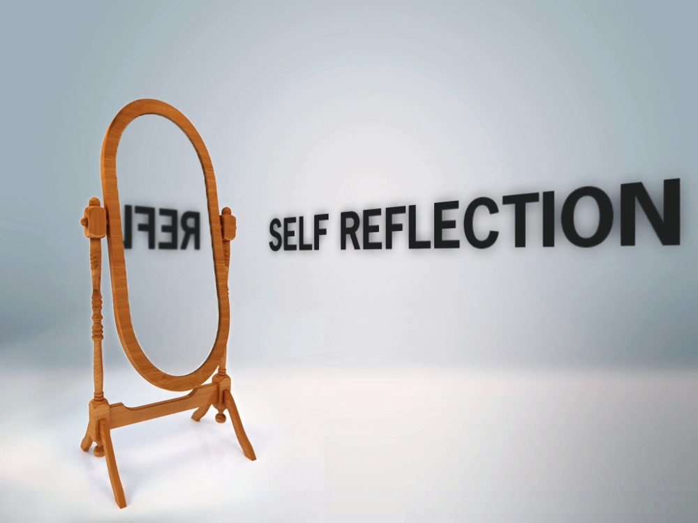 Lack of Self-Reflection