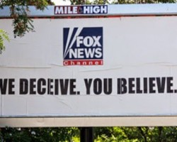 "Has Fox ""News"" Finally Succeeded In Making Truth In America Irrelevant?"