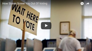 How States Screw You Out of Voting