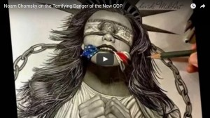 00051 - Noam Chomsky on the Terrifying Danger of the New GOP