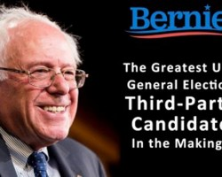 3 Reasons Why Bernie Sanders Should Run As An Independent In the General Election (VIDEO)