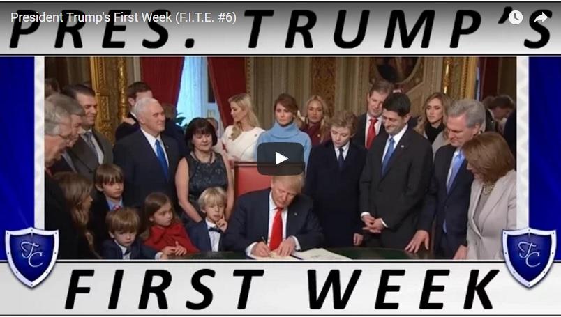 00093 - President Trump's First Week (F.I.T.E.)