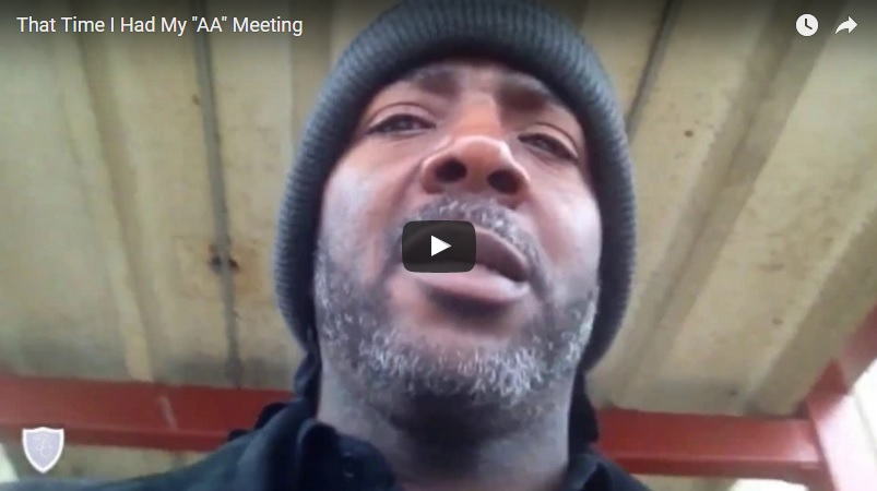 00032 - That Time I Had My AA Meeting