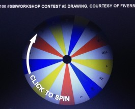 And My 5th SBI Workshop™ $100 Contest Winner is…(VIDEO)