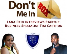 Tim Carthon's FULL 'Don't Box Me In' Radio Interview (VIDEO)