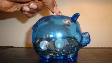 Saving Money To 'Get Rich?' Don't Waste Your Time.