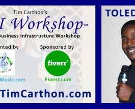 Fivver®-Sponsored Business Workshop Comes to Toledo's Inner City